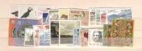 1981 MNH Norwegen, Year Complete According To Michel, Postfris - Ganze Jahrgänge