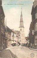 654) Sint-Truiden - Rue De Tirlemont - Bertels Gekleurd - Sint-Truiden