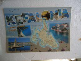GREECE POSTCARDS  KEFALONIA - Griekenland