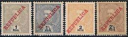 India, 1911, # 200/3, MHNG - Inde Portugaise