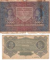 5782  -POLSKA  5000- 10000  MAREK - Pologne