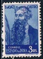 India, 1948, # 384, MH - Inde Portugaise