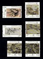 Hong Kong 2020 Museum Collection Painting Stamp 6V Zhang Daqian - 1997-... Chinese Admnistrative Region