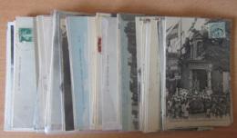 Lot De 73 Cartes Postales Du Nord Dont Malo-Les-Bains, Dunkerque, Etc... - Nombreuses Cartes De Plage Très Animées - Ansichtskarten