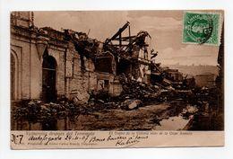 - CPA CHILI - Valparaiso Despues Del Terremoto 1907 - El Teatro De La Victoria Visto De La Gran Avenida - - Chili