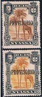 Companhia De Nyassa, 1903, # 43/4, MH - Nyassa