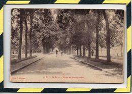 DPT 92 . - . LA CROIX DE BERNY - ROUTE DE CHOISY-LE-ROI - Antony