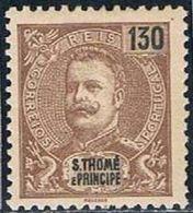 S. Tomé, 1903, # 93, MH - St. Thomas & Prince