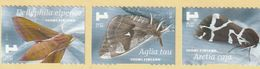 Finland Butterfly Moth Moths Set MNH** 2008 - Butterflies