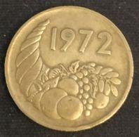 ALGERIE - ALGERIA - 20 CENTIMES 1972 - KM 103 - FAO - Algérie