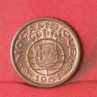 MOZAMBIQUE 10 CENTAVOS 1961 -    KM# 83 - (Nº36345) - Mozambique