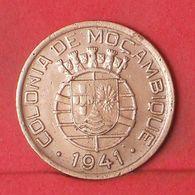 MOZAMBIQUE 20 CENTAVOS 1941 -    KM# 71 - (Nº36349) - Mozambique
