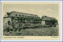 P2U86/ Heide Kreiskrankenhaus Haupteingang AK - Zonder Classificatie