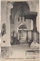 76 ST-VAAST-d'EQUIQUEVILLE  Intérieur De L'Eglise - Francia