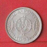 SAINT THOMAS E PRINCIPE 5 ESCUDOS 1971 -    KM# 13 - (Nº36357) - Sao Tome And Principe