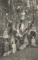 2 Calmpthout Kalmthout Heide Kinderen Van Diesterweg.  Foto Claes Verstuur 1913 - Kalmthout