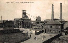 ESCAUDAIN La Fosse De Roeulx 1915 - Denain