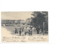 25529 - Genève Jardin Anglais - GE Genève