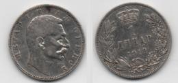 + SERBIE      + 1 DINAR 1912 + - Serbie