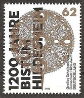 2015Germany31371200 Years Of The Hildesheim Diocese - Unused Stamps