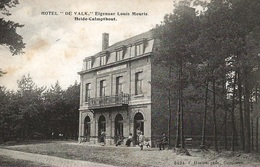15 Calmpthout Kalmthout Heide Hotel De Valk Eigenaar Louis Meuris Hoelen 6624. - Kalmthout