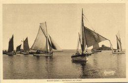 Saint Cast Bateaux Au Port Toutes Voiles Dehors RV - Saint-Cast-le-Guildo