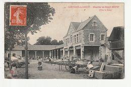 LOUVIGNE DU DESERT - CHANTIER DE GRANIT GOUYET (PRES LA GARE) - 35 - Otros Municipios