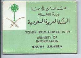 Arabie Saoudite Scenes From Our Country Ministry Of Information Saudi Arabia ( 10 Views ) - Arabie Saoudite