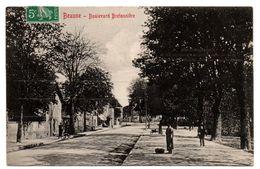 Beaune - Boulevard Bretonniere - CPA° - Beaune