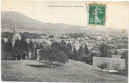 GIROMAGNY : VUE GENERALE - Giromagny