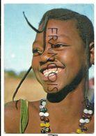 Burkina Fasso. Haute Volta. Pays Kouroumba. Aribinda. Sourired'une Jeune Fille Foulsé. 1981 - Burkina Faso