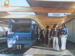 Metro Station Chile - Métro