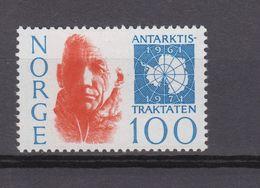 NORGE / NORWAY - OSLO 1971. ANTARKTIS TRAKTATEN, ANTARCTIQUE EXPEDITION - Tratado Antártico