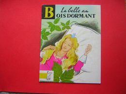PERRAULT  LA BELLE AU BOIS DORMANT  CONTES DU GAI PIERROT N° 5  EDITIONS BIAS PARIS 1972  ILLUSTRATIONS DE ANDRE JOURCIN - Bücher, Zeitschriften, Comics