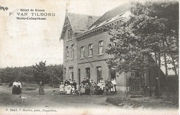 27 Calmpthout Kalmthout Heide Hotel De Kroon F Van Tilborg   Hoelen 2047 - Kalmthout