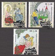 2015Germany3132-3134Tales Of Grimm8,50 € - Unused Stamps