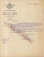 ASS ORPHELINS DE LA LIBERATION . 1945 . REFUS D'ADOPTION . COMMANDANT LABRI - Documents Historiques
