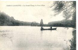 N°1354 R -cpa Habay La Neuve -le Grand étang Du Pont D'Oye- - Habay