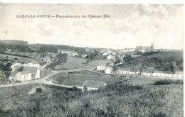 N°1356 R -cpa Habay La Neuve -panorama Pris Des Champs Gilot- - Habay
