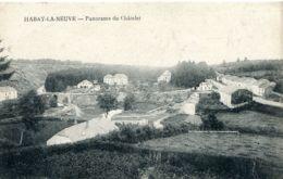N°1357 R -cpa Habay La Neuve -panorama Du Châtelet- - Habay
