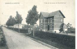 N°1360 R -cpa Habay La Neuve -villa De La Route De Neuchâteau- - Habay