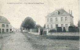N°1361 R -cpa Habay La Neuve -villa De La Grand'place- - Habay