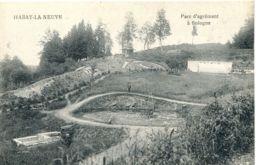 N°1364 R -cpa Habay La Neuve -parc D'agrément à Bologne- - Habay