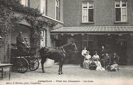 33 Calmpthout  Kalmthout Hotel Des Chasseurs La Cour  Hoelen 4911 - Kalmthout