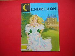 PERRAULT  CENDRILLON  CONTES DU GAI PIERROT N° 2  EDITIONS BIAS PARIS 1972  ILLUSTRATIONS DE ALICE HUERTAS - Bücher, Zeitschriften, Comics