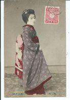Chine  Geisha - China