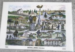 85 Soullans 2000 D Hier Et D Aujourd Hui -par Gui Jauffrit - Soullans