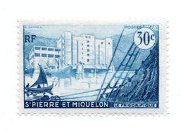 ST.PIERRE & MIQUELON»1955»UNUSED - Neufs