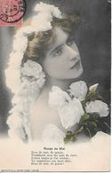 L100G222 - Roses De Mai - Simi-bromure A.Breger Frères - Women