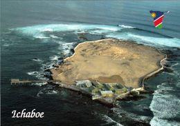 1 AK Namibia * Blick Auf Ichaboe Island - Die Insel Gehört Zu Den Penguin Islands - Luftbildaufnahme * - Namibie